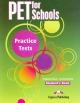 Pet for Schools Practice Tests. Student's Book. Учебник
